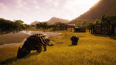 Jurassic World Evolution Game Screenshot 23