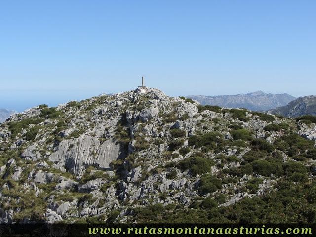 Ruta Lagos de Covadonga PR PNPE-2: Llegando a la cima del Mosquital