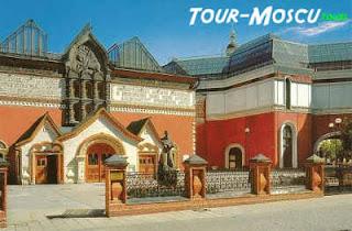 Tour galeria Tretyakov de Moscu