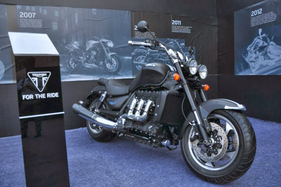 Triumph Motorcycles India Triumph Motorcycles Launch Way2speed
