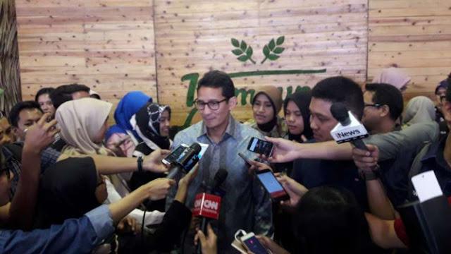 Beberapa Kader Demokrat Menyeberang ke Jokowi, Reaksi Sandiaga Uno?