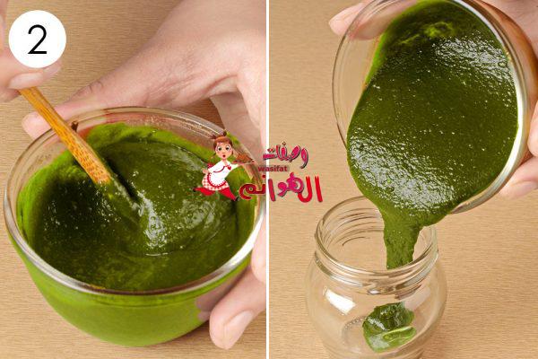 خلطات الشاى الأخضر للشعر تجعله أقوي