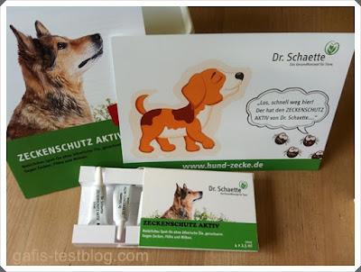 Dr. Schaette Zeckenschutz Aktiv