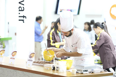 Source: PRNewsfoto/UBM. There will be networking and educational opportunities on-site at Fi Asia.