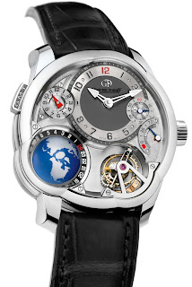 Montre Greubel Forsey Tourbillon GMT