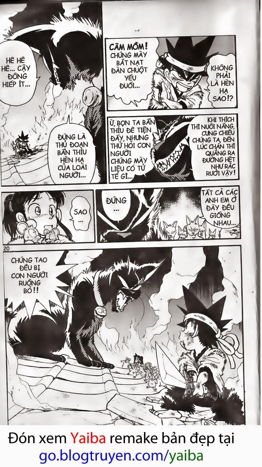 Yaiba chap 166 trang 17