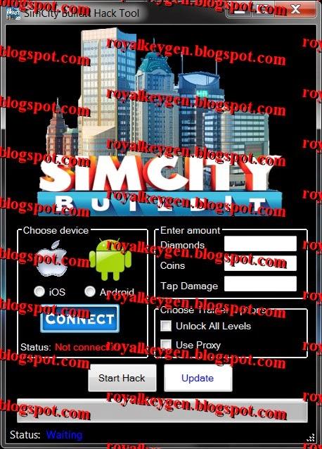 Simcity buildit cheat no survey