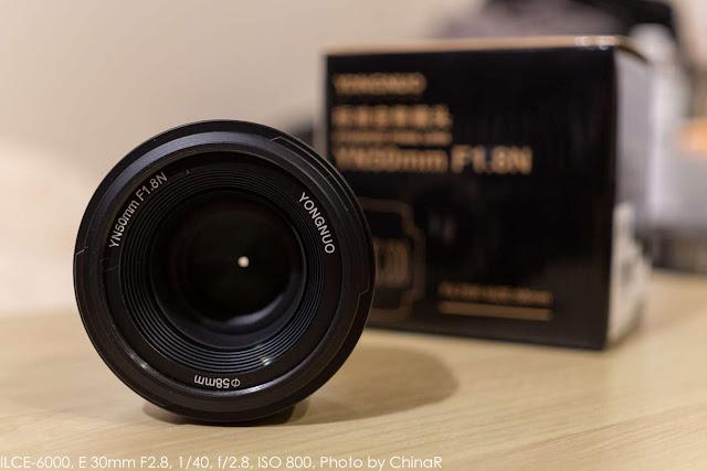 【YONGNUO 50mm F1.8】F1.8で切り取る世界。たった6,000円でも明るいYONGNUO 50mm F1.8レビュー