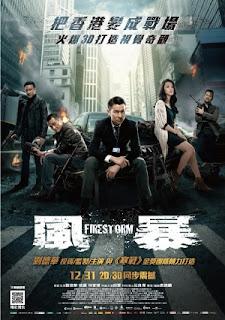 Fung bou (Firestorm) (2013) Online