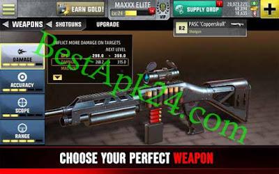 Kill Shot Virus MOD APK (Unlimited Equipment) v1.6.2 Download 5