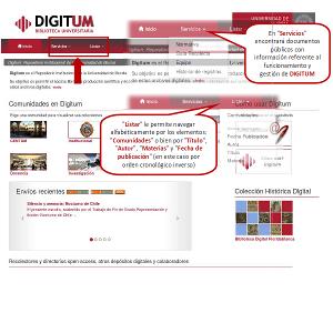 Nuevas guías de uso de Digitum