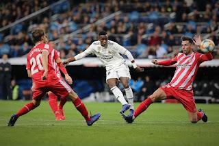 ملخص ونتيجة واهداف مباراة ريال مدريد وجيرونا 3-1 كأس ملك اسبانيا اليوم 31/1/2019 Real Madrid vs Girona