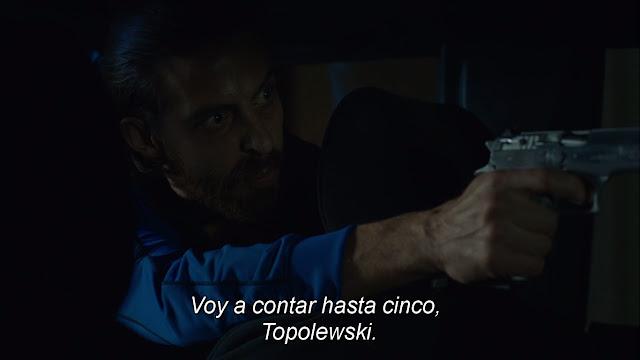En el frío de la noche [Latino][720p] - Captura 5