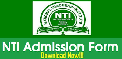PGDE Programmes at National Teachers Institute (NTI) | Academic Period, Registration