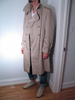Trench Coat vintage by PIERRE CARDIN