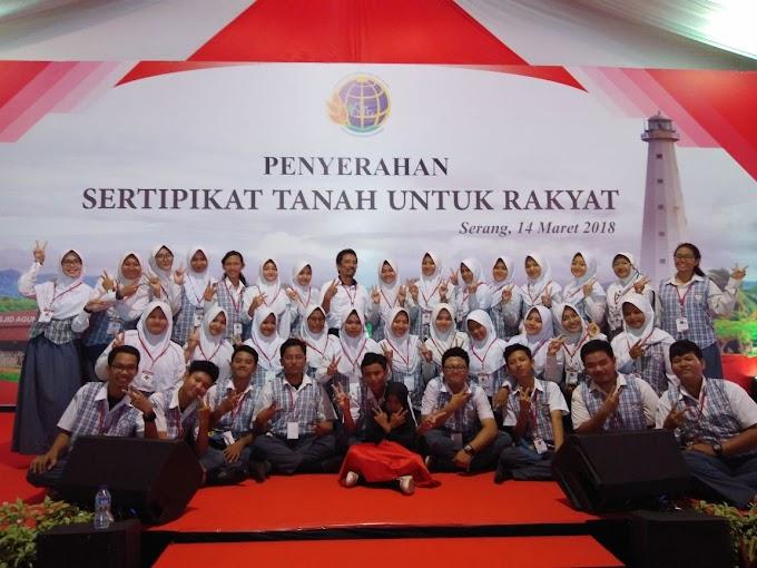 Smanda Choir, Paduan suara SMAN 2 Kota Serang yang tampil menawan