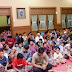 700 Santri Dan Anak Yatim Bukber Dengan Bupati Di Rumah Dinas.
