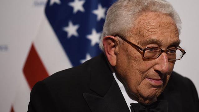Henry Kissinger espera que EE.UU realice ciberataques contra Rusia