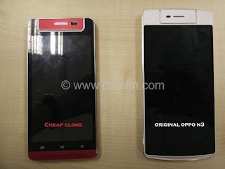 Cara Membedakan OPPO Smartphone Asli dan Palsu3