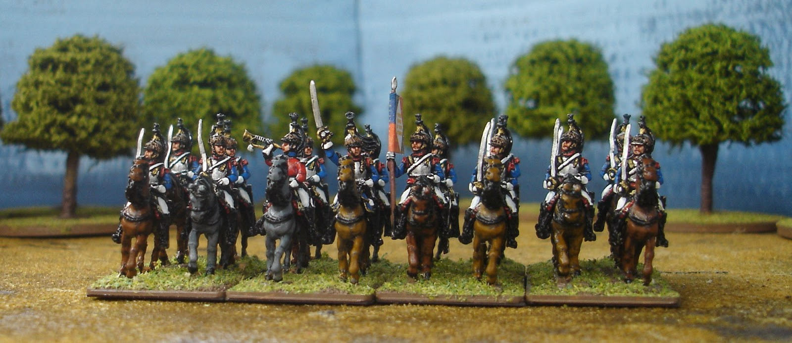 One Sided Miniature Wargaming Discourse: French Napoleonic