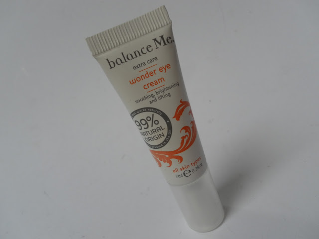 A picture of Balance Me Wonder Eye Cream