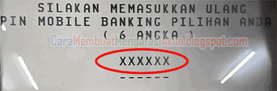 cara daftar m banking bca di atm bca
