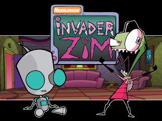 Ver Invasor Zim Online