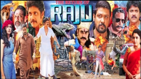 The Return Of Raju 2017 Hindi Dubbed DTHRip 700MB