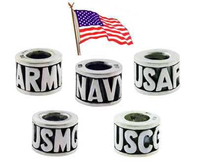 Happy Veterans Day - Celebrate with Beads