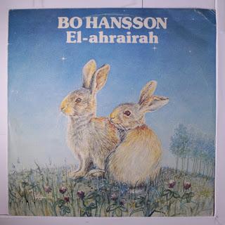 Bo Hånnson - 1977 -  Music Inspired By Watership Down (El-Ahrairah)