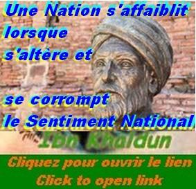 LES DYNASTIES, LA ROYAUTÉ, LE KHALIFAT, ET L'ORDRE DES DIGNITÉS DANS LE SULTANAT IBN Khaldoun