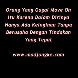 gagal move on
