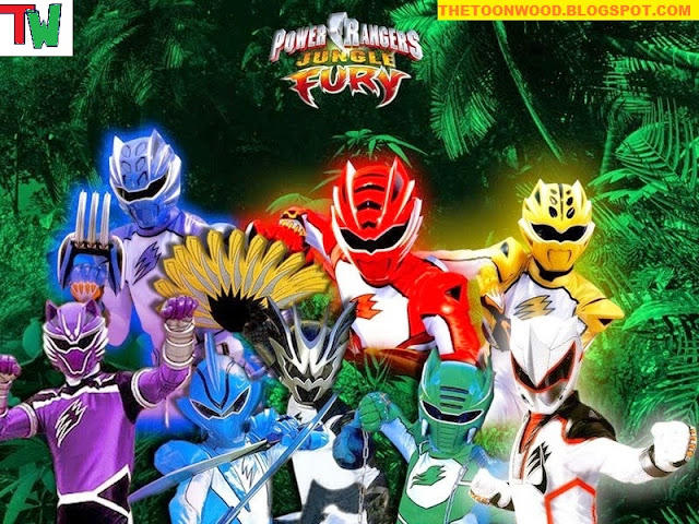 "Watch Online And Download a Nick Dubbed Episodes ""Power Rangers Jungle Fury"" In HINDI Episodes In 1020p,720p HD"