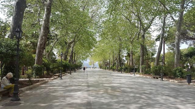 Alameda del Tajo, Ronda, Málaga, Andalucía, Elisa N, Blog de Viajes, Lifestyle, Travel