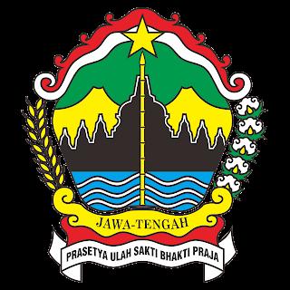 Download Logo Provinsi Jawa Tengah Vektor CDR CorelDraw