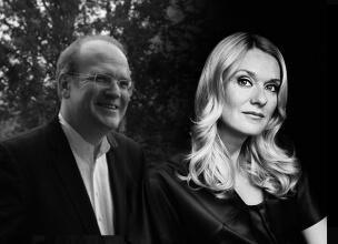 Bernard Labadie y Magdalena Kozena