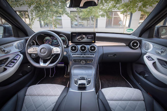 Mercedes C 300 de 2019