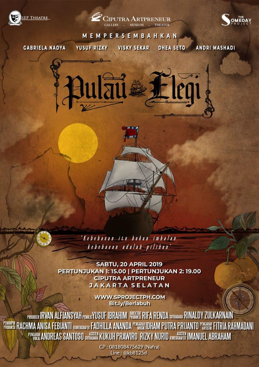 SEP Theatre: Pulau Elegi