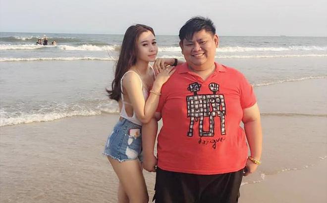 """Cặp đôi chênh nhau gần 100kg khoe ảnh tình yêu khiến dân mạng """"dậy sóng"""""""