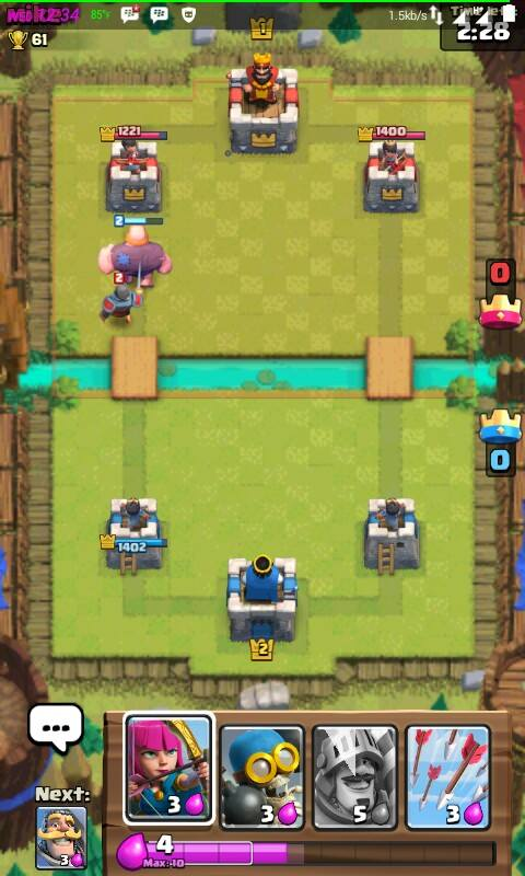 Download free Clash Royale 1.8.1 APK for Android