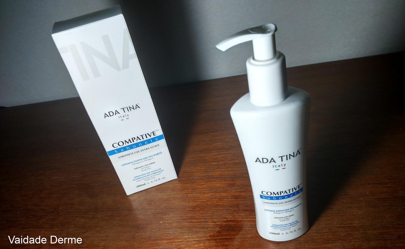 Ada Tina Compative Thermal Soap