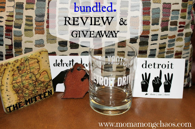 bundled, review, giveaway, michigan, help others, enter to win, local