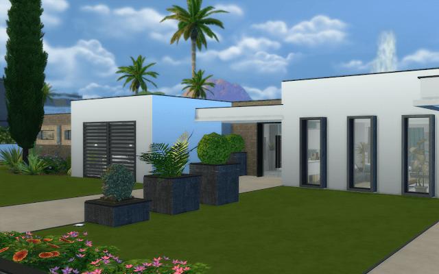 amazing house Sims 4