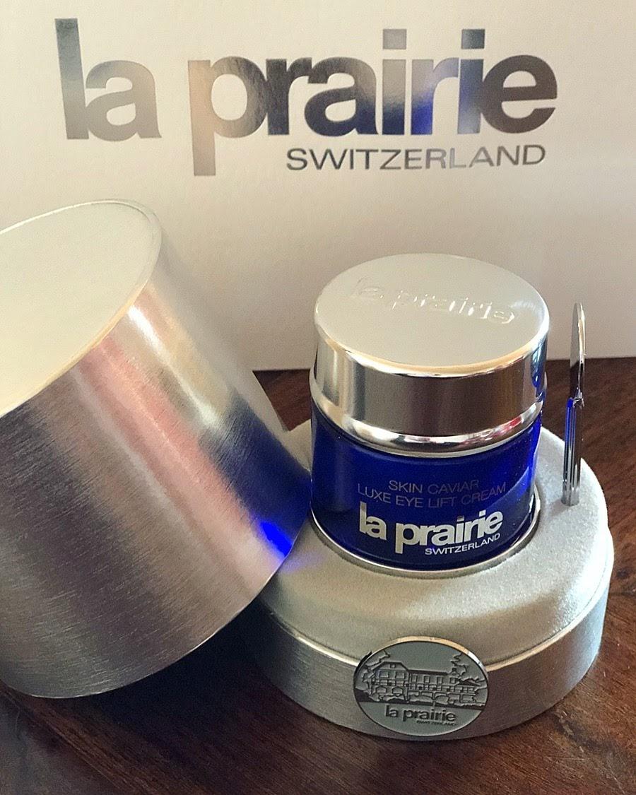 la prairie luxe eye lift cream