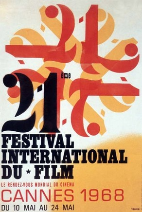 Beaugendre 1968 cannes film festival
