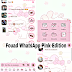 Fouad WhatsApp v7.70 Latest Update New Pink Style Girl's Mods Edition Version Create By Ana Diaz Download Now