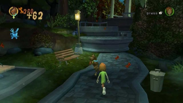 Download Scooby Doo First Frights PC Games Gameplay