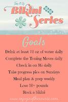 2018 Bikini Series Goals