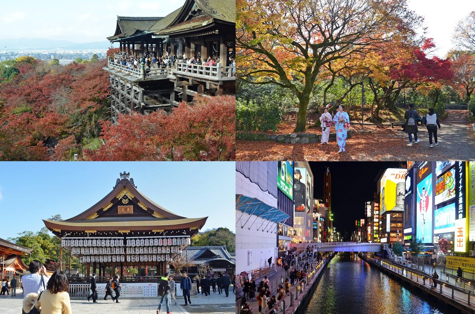 [Japan 2016] 7D6N Osaka - Kyoto - Nara - Kobe Trip ...