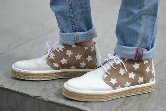 scarpe con stelle